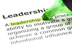 Gezag door dienend leiderschap
